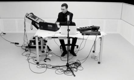 """Constantin Basica. """"Sunt unul dintre compozitorii care au în vedere un viitor public atunci când compun muzică""""."""