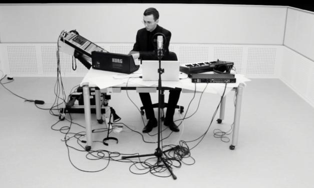 """Constantin Basica.""""Sunt unul dintre compozitorii care au în vedere un viitor public atunci când compun muzică"""""""