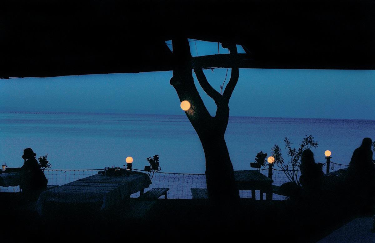 Black Sea, Blue Period - Teodor Horea