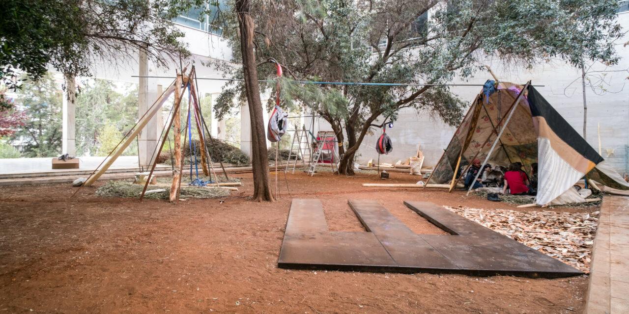 Arta supraviețuirii indigene cu artistul Joar Nango. O acțiune publică working progress.