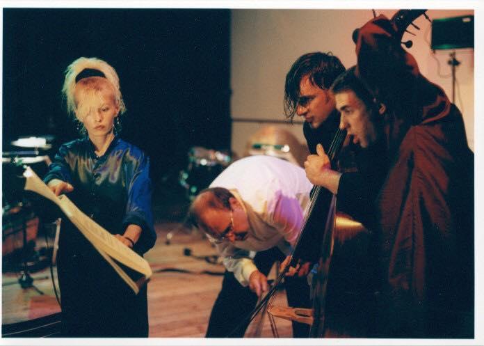 O invitație la suprarealism prin experimente sonore cu Irinel Anghel & Aleks Gabrys. Festivalul Meridian