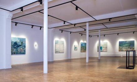 GRUND. Cinci artiști, deci cinci antreprenori