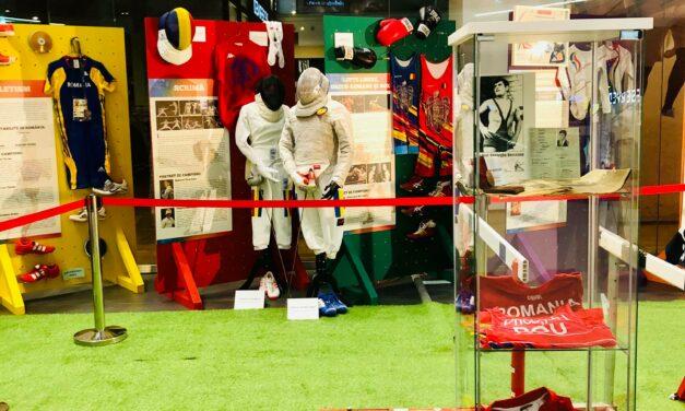 Mega expoziție cu tematică sportivă la Mega Mall