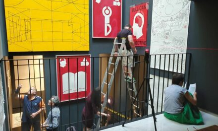 Expoziția de la MARe cu peste 470 de lucrări semnate de artistul Matt Mullican