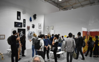 Platforms Project. An independent Art Fair community, inside degital Athens