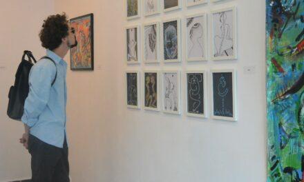 George Bodocan. Un solo show în spirit urban-primitivist, la 1001 arte