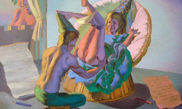 Un cabinet de curiozități erotice la Salo IX din Paris